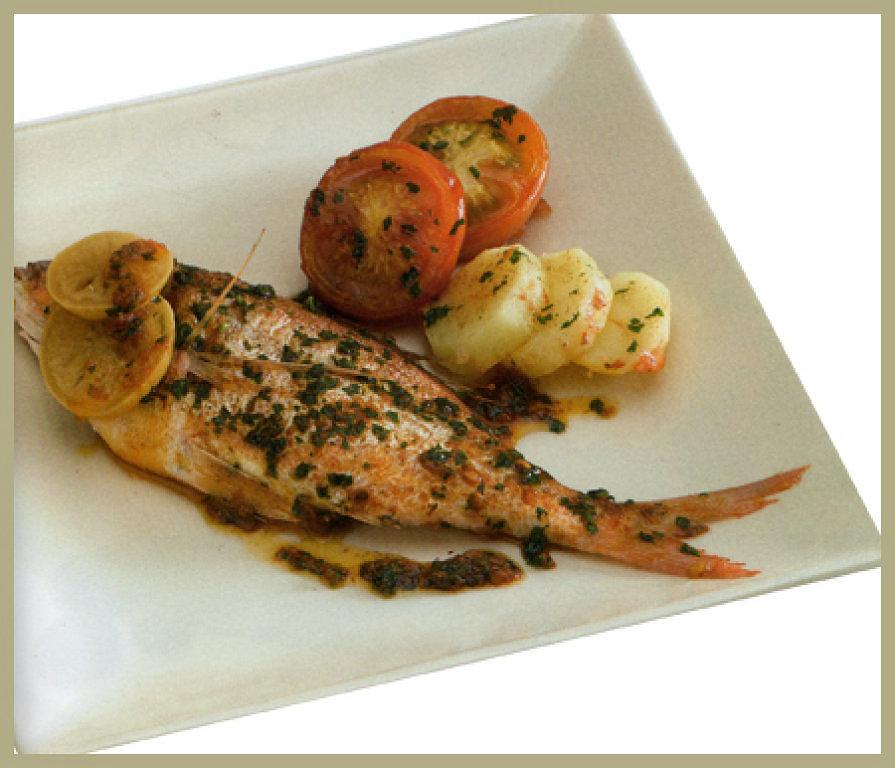 Carnes y pescados consejos ynut - Como cocinar pescado al horno ...