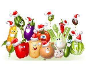 hortalizas navideñas