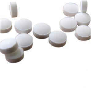 pastillas de sal